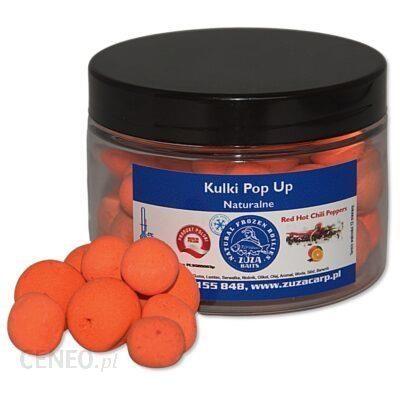 Zuza Carp Kulki Pop Up Red Hot I Pomarańcza Mix 11/14/16Mm