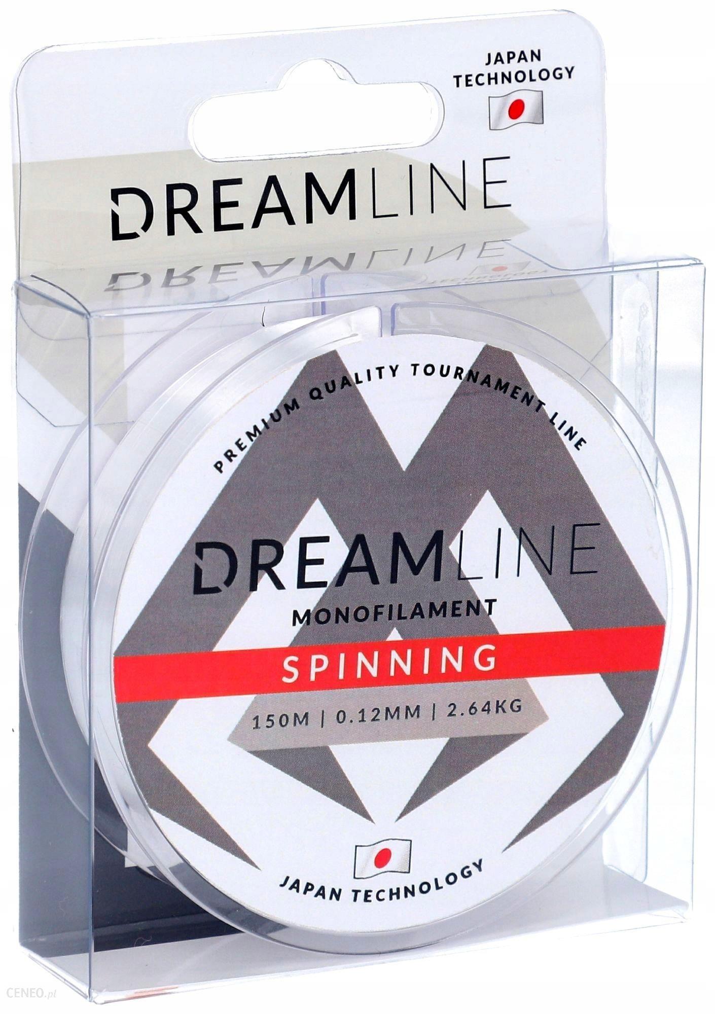 Żyłka Mikado Dreamline Spinning 150M 0.28Mm Clear Zdl400150028