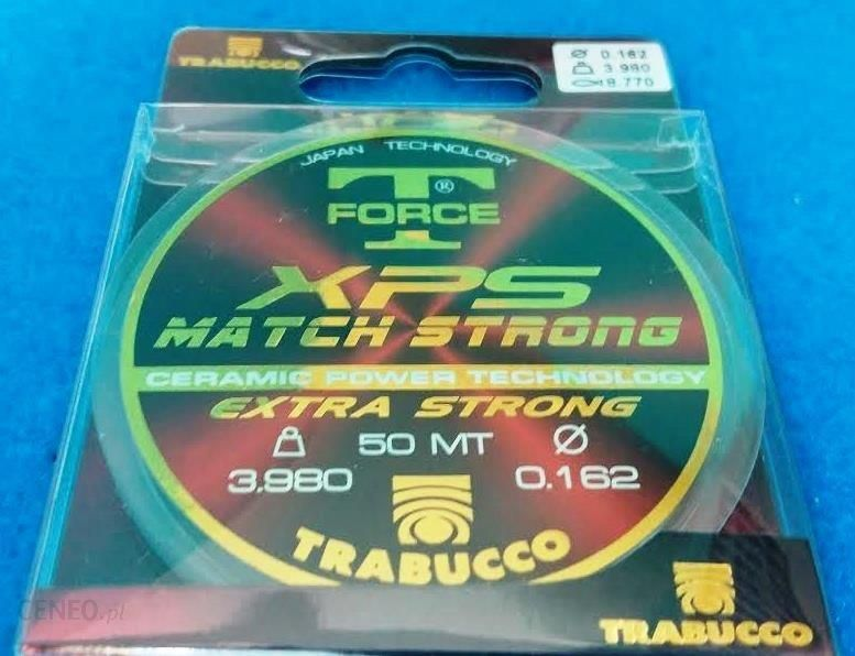 Żyłka Trabucco Tf Xps Match Strong 0